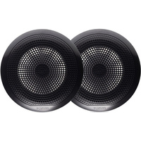 "FUSION EL-F651 Series 6.5"" Shallow Mount Speakers in Black EL-F651B 010-02080-10 image"
