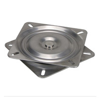 BOAT SEAT SWIVEL MOUNT BASE ✱ STAINLESS STEEL ✱ 360 Degree Heavy Duty Marine Chair image
