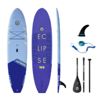 Aztron ECLIPSE 11' SOFT TOP SUP Stand Up Paddleboard Package image