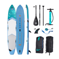 Aztron GALAXIE 16' MULTI-PERSON Inflatable SUP Stand Up Paddleboard Package image