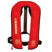 Burke Automatic Inflatable Lifejacket Level 150 (PFD1) 150N  Life jacket image