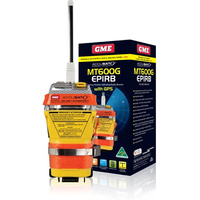 GME MT600G - GPS Version - EPIRB 406MHZ Emergency Safety Beacon Manual PLB  image