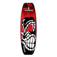 RON MARKS ✱ MISSION Wakeboard ✱ 135cm Technical composition of 45/45 Kevlar Power Zone wth Light Weight Carbon RM-1435 image