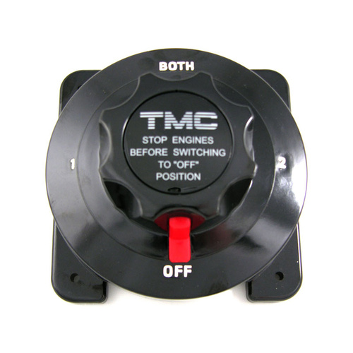 Tmc Dual Battery Isolator Kill Switch Boat Car Caravan 4wd
