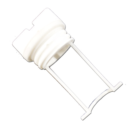 Large Replacement - Bungs Only White - 30mm   Boat Drain Course Thread