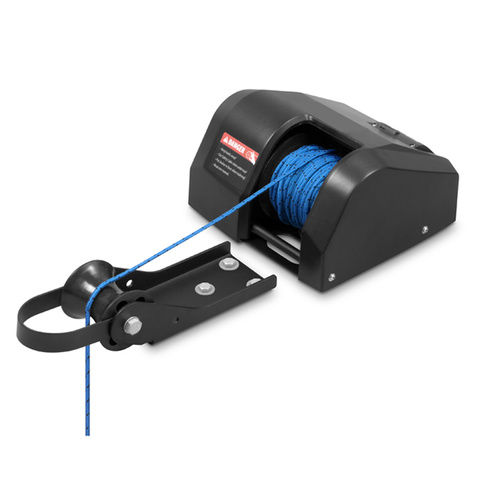 12V Anchor Drum Winch - Island Fisherman 25 - For Boats up to 20ft / 6M